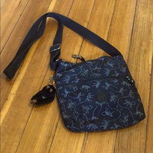 Black Kipling Shoulder Bag